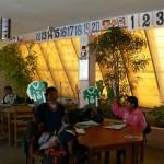 salle de classe bioclimatique